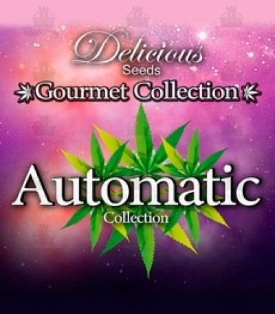 Микс семян Gourmet Collection - Automatic Strains #2 (Delicious Seeds)